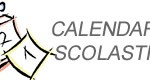 Calendario scolastico –  A.S. 2021/2022