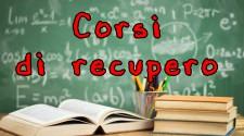 Corsi di recupero estivi – A.S.2018/2019 – Comunicazioni elenco corsi e  calendari